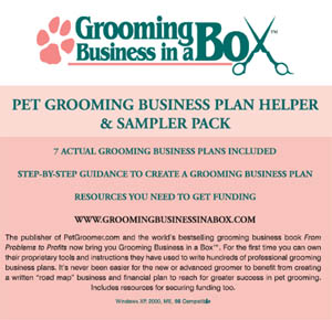 Pet grooming salon business plan